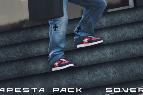 Sovern's Bapesta Pack