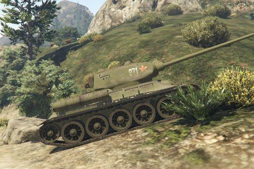 Soviet T-34-85 [Add-On]