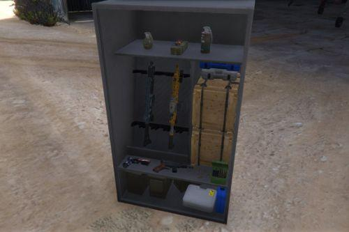 SP Gun Lockers