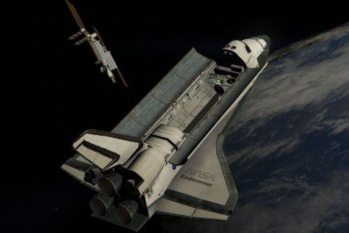 Space Shuttle NASA [Add-On | Standalone]