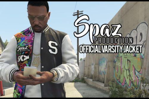 Spaz Prod. Official Varsity Jacket