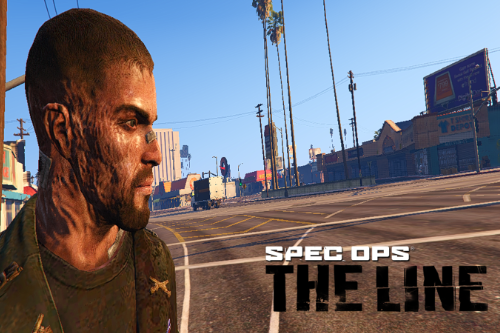 Spec Ops The Line: Martin Walker [Epilogue]