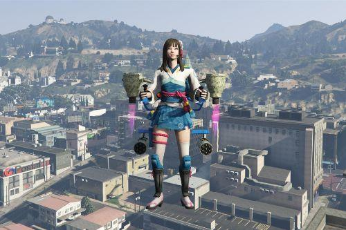 Special Force 2 Sakura [Add-on]