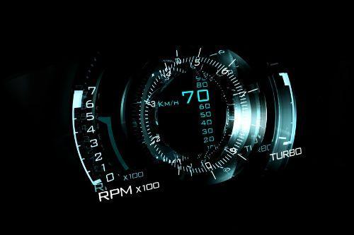 6f1fd1 speedometer