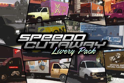 Speedo Cutaway Livery Pack [Add-On]