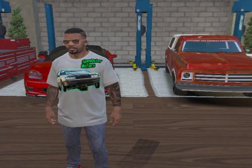 speedster motors shirt