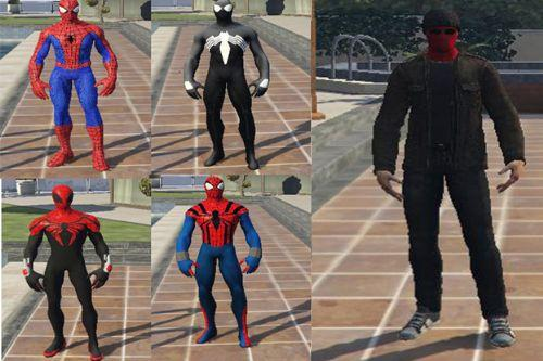 Spider-Man Collection [Add-On]