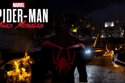 Spider-Man: Miles Morales PS5 (Retexture)