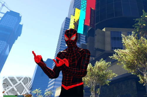 SPIDER-MAN PS5 MILES MORALES!