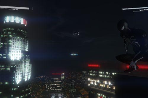 Spider-man (PS5) Symbiote
