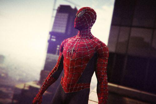 Spider-Man Trilogy Pack [Add-On Ped]