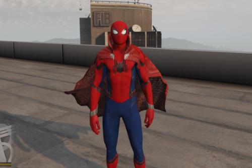 Spider-Man What If? Retexture