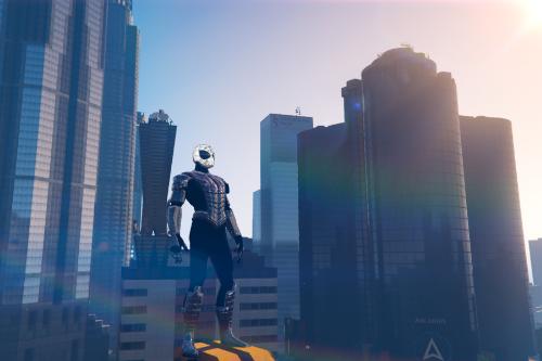Spiderman MK 1 [Add-on peds]