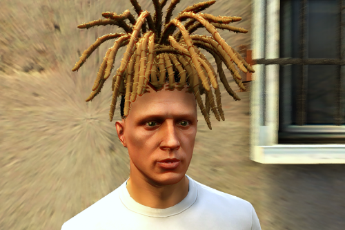 Spiked Up Dreads for MP/SP Male