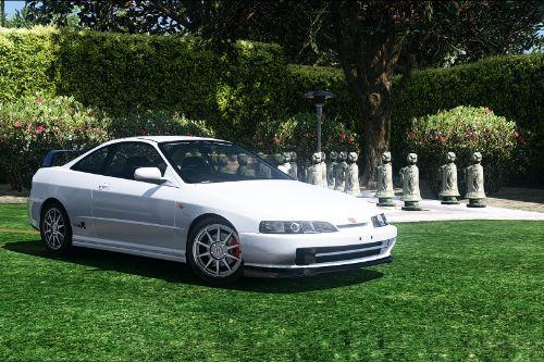Spoon Irish Spec Type R Integra