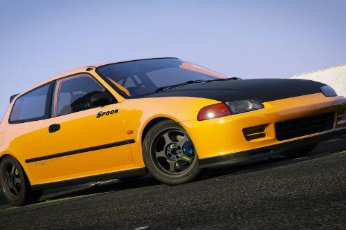Spoon Sports Honda Civic SIR (EG6) [Add-On | Tuning | Template]