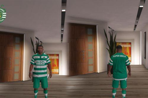 SportingCP Kit - Portugal Team