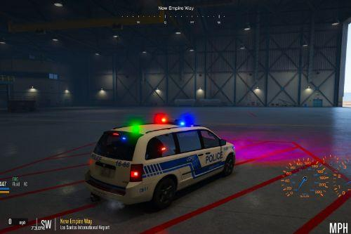 SPVM-Based LSPD Dodge Caravan