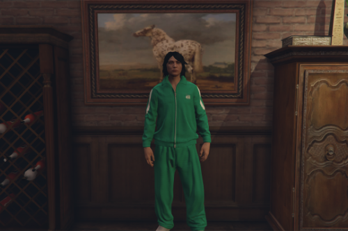 Squid Game Player's Track suits