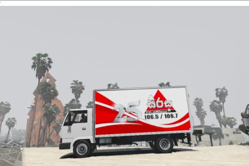 Sri Lanka Truck Livery