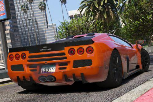SSC Ultimate Aero [Add-On / Replace | Tuning]