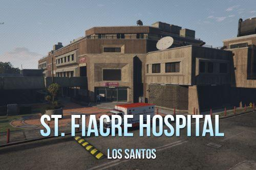 St. Fiacre Hospital Interior [YMAP/Map Builder]