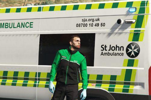St John Ambulance Ped UK Version