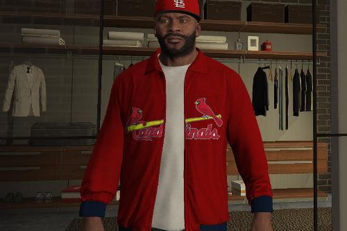 St. Louis Cardinals Cap and Jacket