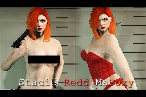 Stacie The Foxy RedHead 18+ - Menyoo and Skin Control -