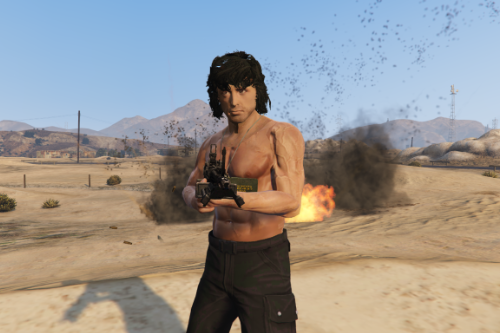 Rambo / Stallone Cobra (player)