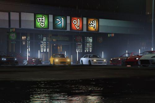 Stance Nation - Vehicle Pack [Menyoo]