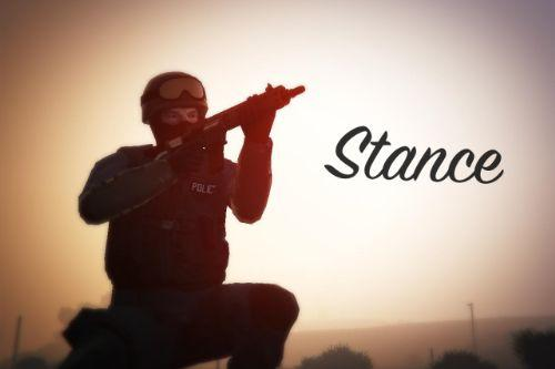 Stance - Crouch/Prone Mod