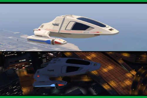 Star Trek: ShuttleCraft [Add-On]