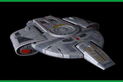 Star Trek: USS Defiant [Add-On]