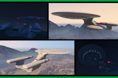 Star Trek: USS Enterprise D [Add-On]