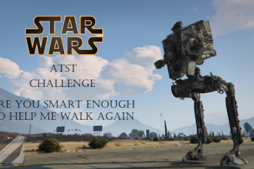 Star Wars ATST [Add-On]