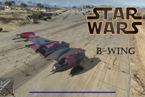 Star Wars B-WING [ADD-ON]