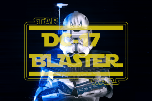 Star Wars: DC-17 Blaster