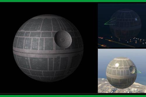 Star Wars: Death Star [Add-on]