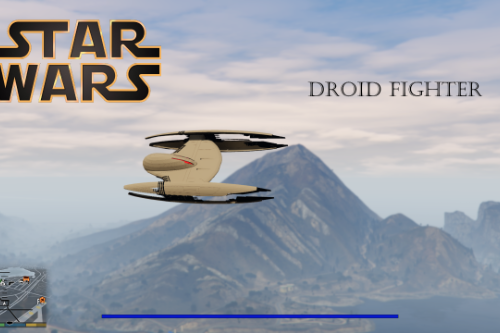 Star Wars Droid Fighter [ADD-ON]