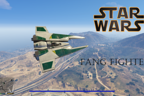 Star Wars Fang Fighter [Add-On]
