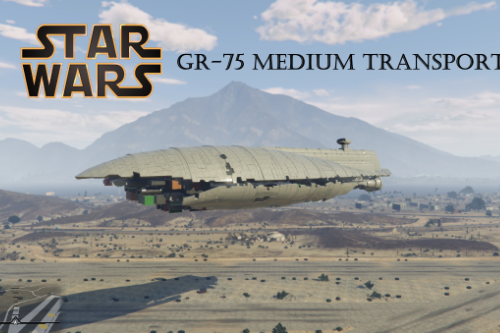 Star Wars GR75 MEDIUM TRANSPORT [ADD-ON]