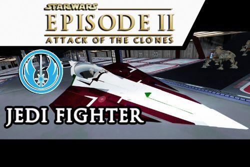 Star WARS - Jedi Fighter Ep2 Attack of the Clones