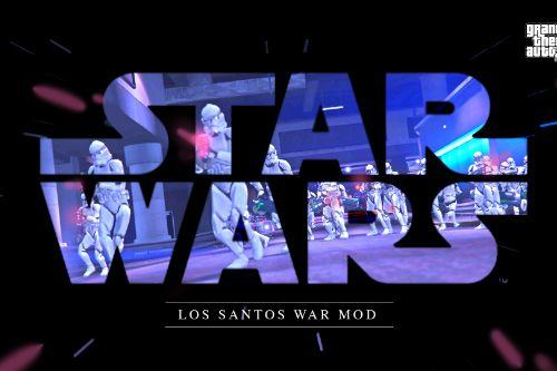 Star Wars : Los Santos War Mod