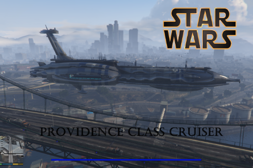 Star Wars Providence class cruiser [ADD-ON]