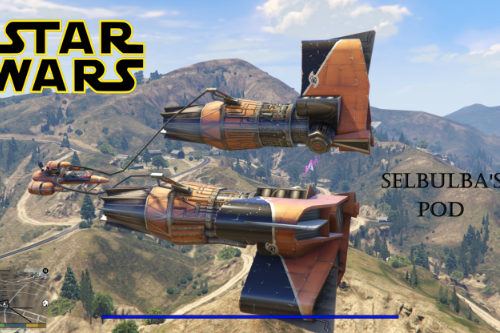 Star Wars Sebulbas Pod [Add-On]