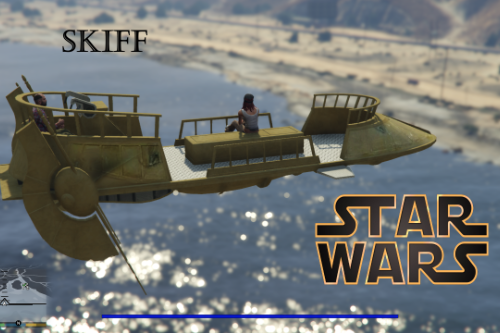 Star Wars SKIFF [ADD-ON]