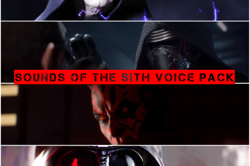 Star Wars Sounds of the Sith