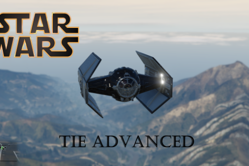 Star Wars TIE ADVANCED [Add-On]