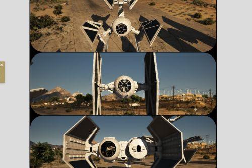 Star Wars TIE Fighter Collection